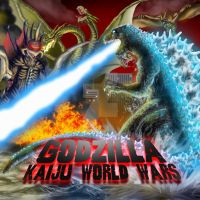 Godzilla: Kaiju World Wars by Virus-91