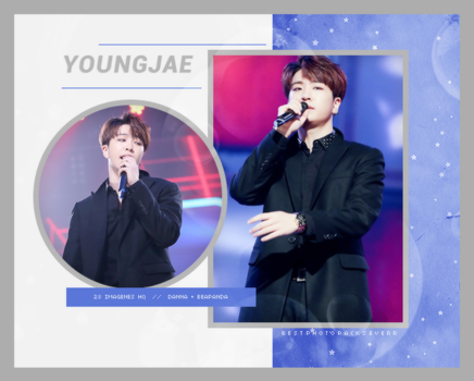 Photopack 18444 - Youngjae (GOT7). by xbestphotopackseverr