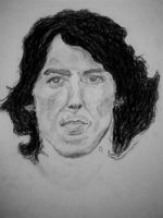 George Harrison by Malamalangue