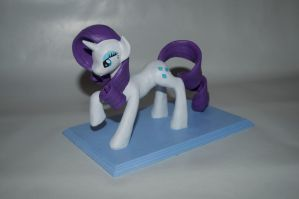 Rarity sculpture by Blindfaith-boo