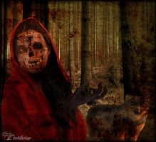 Little Red Riding Hood by D3vilusion