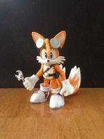Tails (Sonic Boom) figure by ArtKing3000