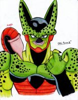 Cell Form 2 by RoseBereArtist