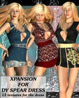 Xpansion for DY SPEAR Dress by DiYanira