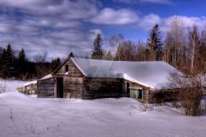 HDR Old House 3 by Nebey