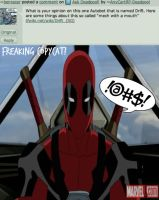 Question Ten Asked By benracer by Deadpool-WadeWilson