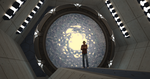 New Stargate Test Render (w/ Event Horizon) by WOWandWAS