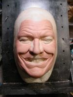 Nicholson joker  Makeup sculpt by MR-BARLOW