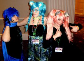 When Vocaloids Go Raving by AoiGetsueiAwai