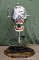 Steampunk Art by Sculptured