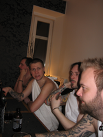Toga Party at Gothenburg by melitooh