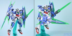 Gundam 00Q Full Saber 1 by Bang-Doll-SSI
