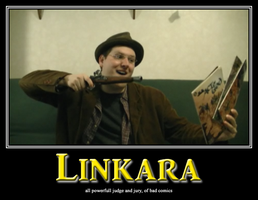 Motivational Linkara 1 by xxRedDragoonxx