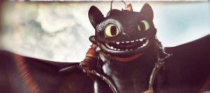 Hiccup and Toothless httyd 2 by Furyofthenight