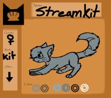 Streamkit Ref: Kit of Shellclan by BeadFeather