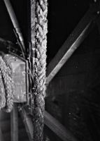 ropes and pulleys by Molot