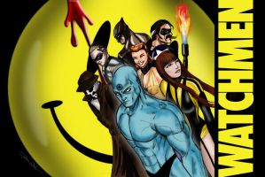 Watchmen by OngJ