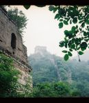 Dazhenyu Great Wall by Oogymcgloogy