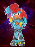 MOMO THE HEDGEHOG by Chase-TH