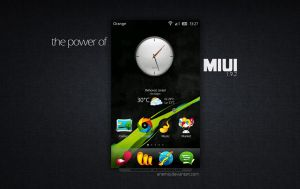 MIUI 1.9.2 Design by enemia