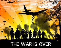 The war is over by drsucks