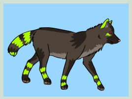 wolf point adoptable.. by Mustang-Heart