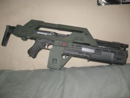 M41A Pulse Rifle by Ultima-D