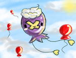 Drifloon by HandxPalm