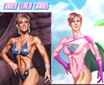 Cindy Leach Canas Is Supermom By Ulics by zenx007