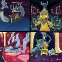 PMd mission 2 part 2 by Srarlight
