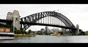 Harbour Bridge by RaynePhotography