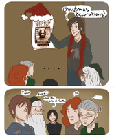 Sirius Black: Christmas by Avender