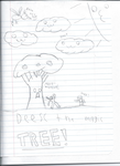 Deesc the Magic Tree by BLDisconnected