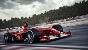 Alonso Racing by nitingarg