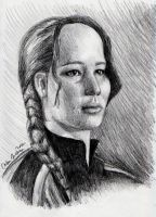 Katniss by ChelseaGirly