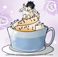L: Cup Of Coffee? by Cobyfrog