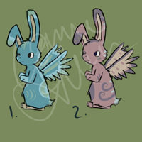 Flying Bunnies Adopts [Open] (35 points each) by conwolf