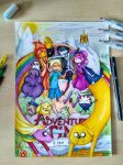 [AdventureTime] What time is it? by NyxaDesu