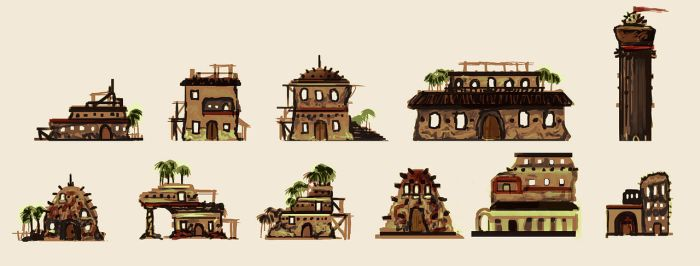 Building Concepts by Licorize