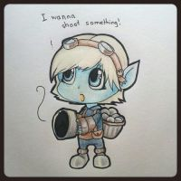 Tristana by needs-a-bullet