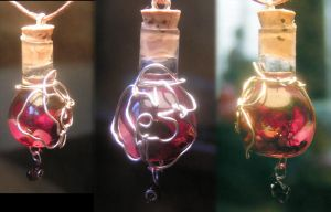 Magic Vial - The Rose 2 by Izile