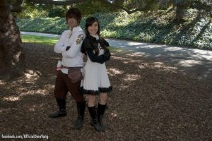 Bravely Default at NorCal Spring Gathering 2014 by PinkMateria