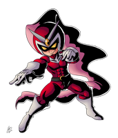 Viewtiful Joe by IanDimas