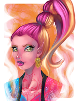 Monster High- 13 Wishes by RavenNoodle