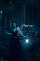 EmoWolf26 Angel of Beauty (After Edit) by Th3EmOo