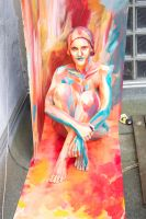 Bodypainting - full body uncut by mihepu