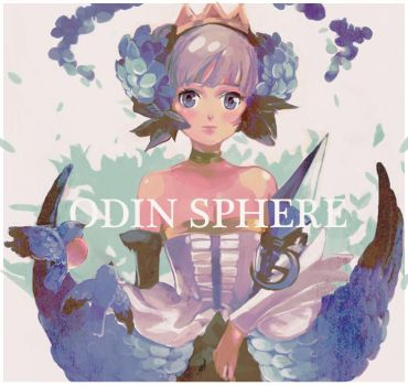 Odin Sphere: Gwendolin by Athena-chan
