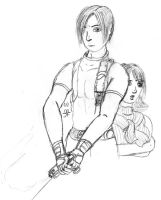21 of 64: Leon S. Kennedy by WildcatJF