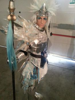 zhao yun - dynasty warriors strikeforce by shakacosplay