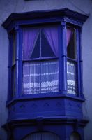 the blueness of some windows by pwlldu